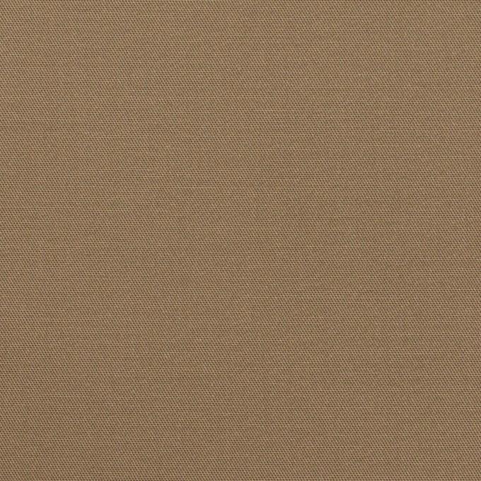 コットン&レーヨン混×無地(モカブラウン)×二重織_全3色 イメージ1