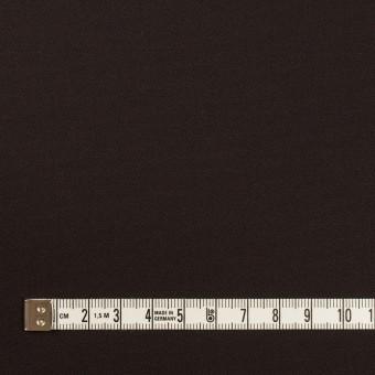 コットン&レーヨン混×無地(ビターチョコレート)×二重織_全3色 サムネイル4