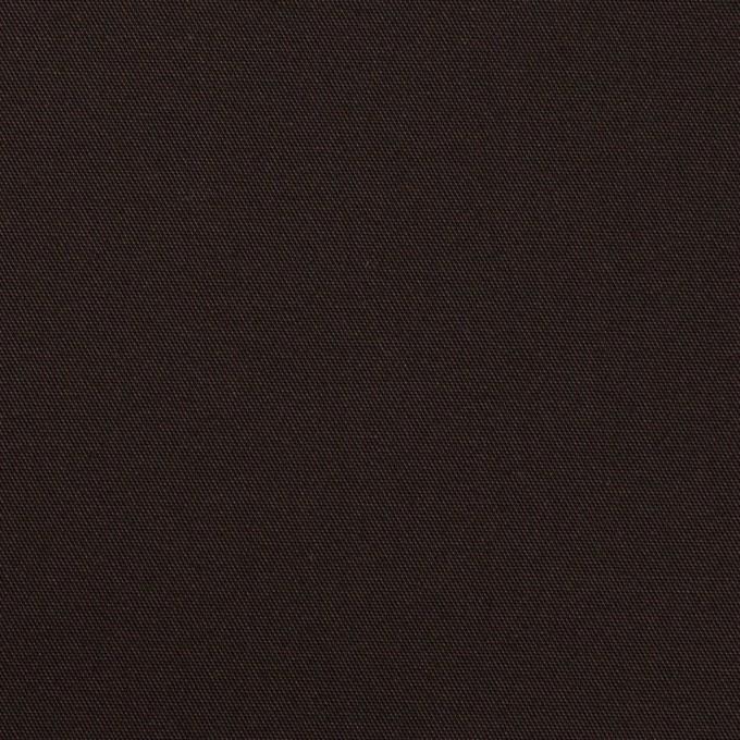 コットン&レーヨン混×無地(ビターチョコレート)×二重織_全3色 イメージ1