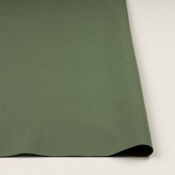 コットン&ナイロン×無地(フォレストグリーン)×リップストップ_全2色 サムネイル3