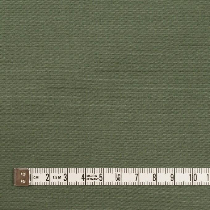 コットン&ナイロン×無地(フォレストグリーン)×リップストップ_全2色 イメージ4
