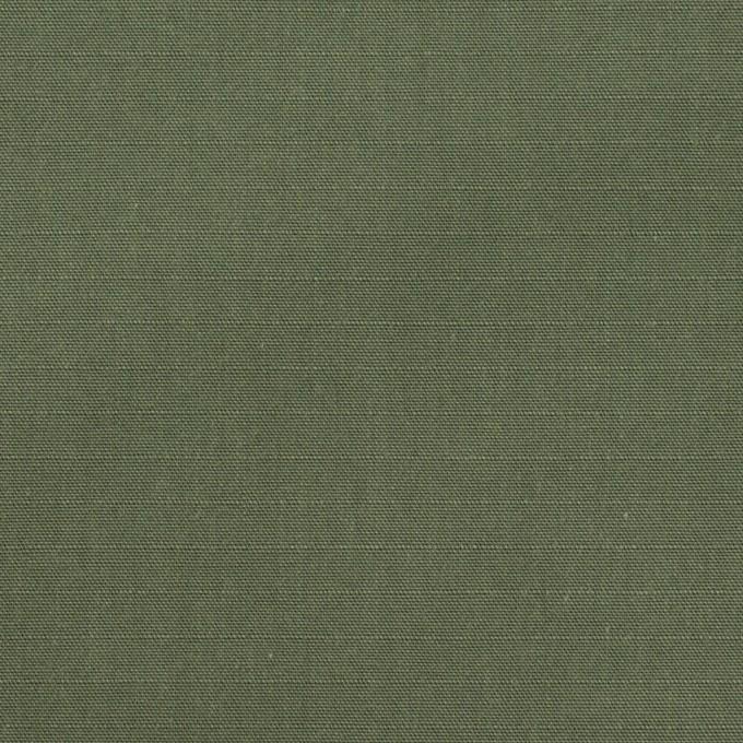 コットン&ナイロン×無地(フォレストグリーン)×リップストップ_全2色 イメージ1