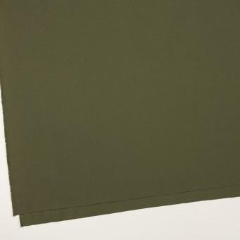 コットン×無地(カーキグリーン)×リップストップ_全2色 サムネイル2