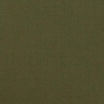 コットン×無地(カーキグリーン)×リップストップ_全2色 サムネイル1