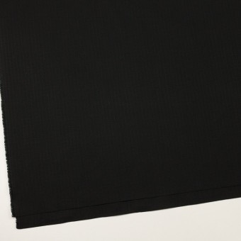 コットン×無地(ブラック)×リップストップ_全2色 サムネイル2