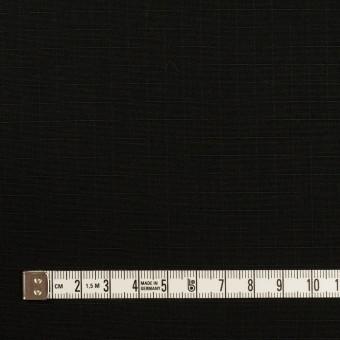 コットン×無地(ブラック)×リップストップ_全2色 サムネイル4