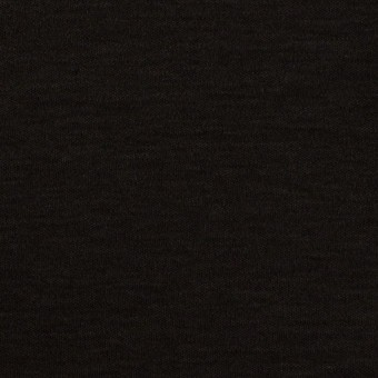 コットン×無地(ブラック)×スムースニット