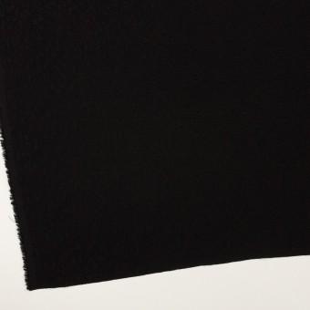 レーヨン×幾何学模様(ブラック)×フクレジャガード サムネイル2