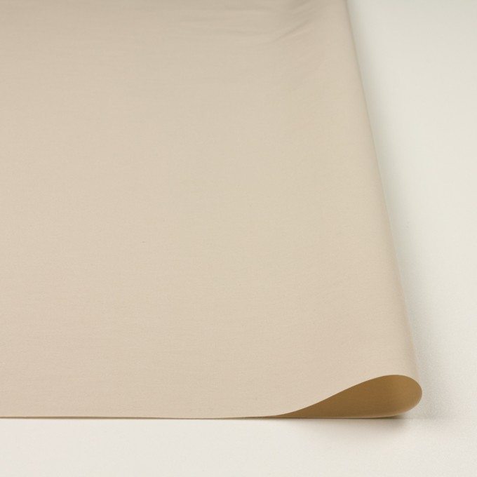 コットン&ナイロン×無地(エクリュ)×タッサーポプリン イメージ3