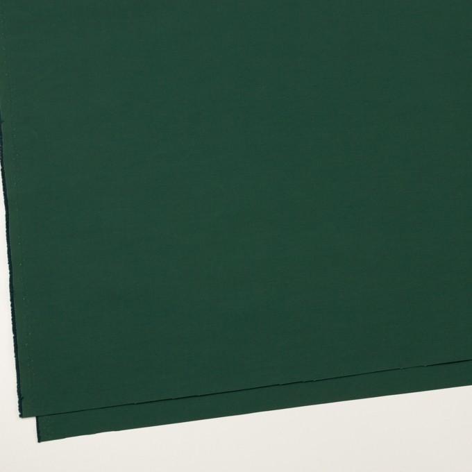 コットン&ナイロン×無地(モスグリーン)×タッサーポプリン イメージ2