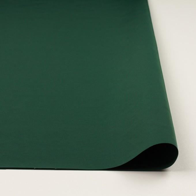 コットン&ナイロン×無地(モスグリーン)×タッサーポプリン イメージ3