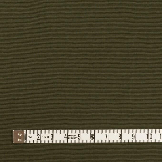 ナイロン×無地(アッシュカーキグリーン)×タッサーポプリン イメージ4