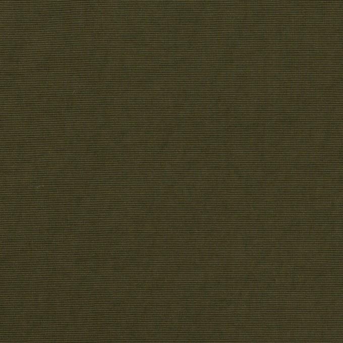 ナイロン×無地(アッシュカーキグリーン)×タッサーポプリン イメージ1