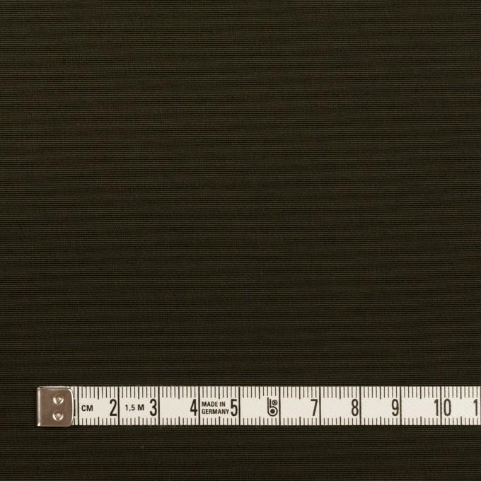 コットン&ナイロン×無地(アッシュカーキブラウン)×タッサーポプリン イメージ4