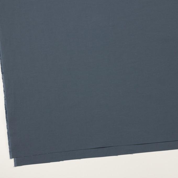 コットン&ナイロン×無地(ブルーグレー)×タッサーポプリン イメージ2