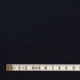 コットン&ナイロン×無地(ネイビー)×高密ポプリン サムネイル4