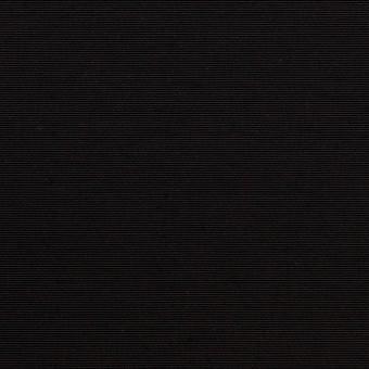 コットン&ナイロン×無地(ブラック)×タッサーポプリン