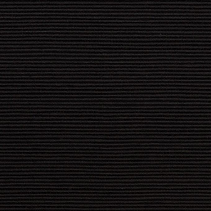 コットン&ナイロン×無地(ブラック)×タッサーポプリン イメージ1