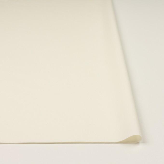 ウール×無地(クリーム)×サージ イメージ3