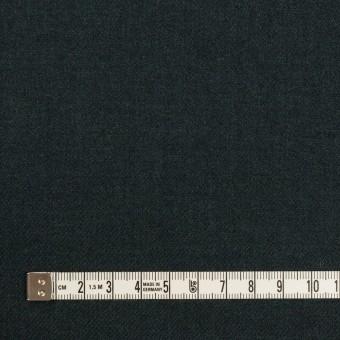 ウール&ポリウレタン×無地(バルビゾン)×サージストレッチ サムネイル4