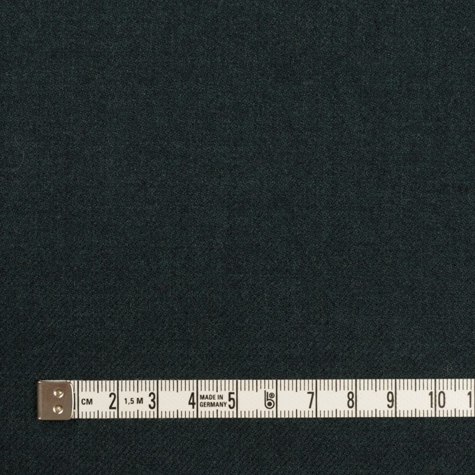 ウール&ポリウレタン×無地(バルビゾン)×サージストレッチ イメージ4