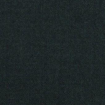 ウール&ポリウレタン×無地(バルビゾン)×サージストレッチ