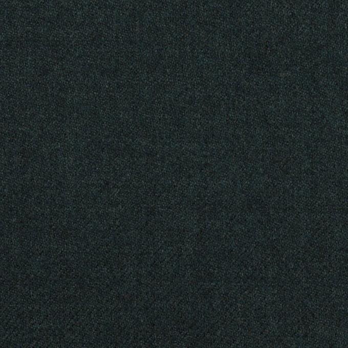 ウール&ポリウレタン×無地(バルビゾン)×サージストレッチ イメージ1