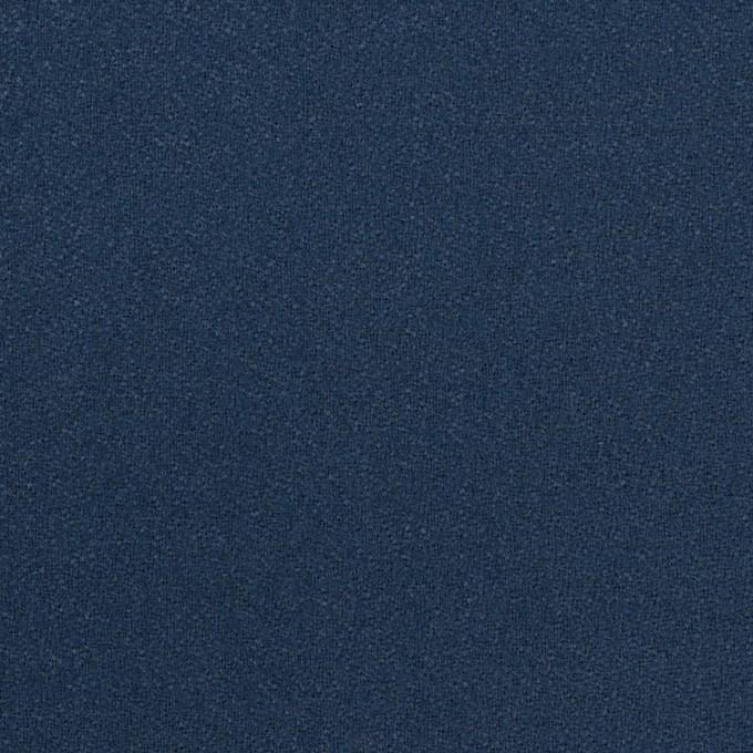 ウール×無地(アッシュネイビー)×ジョーゼット イメージ1