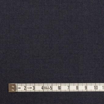ウール&ポリウレタン×無地(グレープグレー)×サージストレッチ サムネイル4