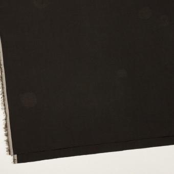 コットン&ポリエステル×幾何学模様(ダークブラウン)×ポプリンジャガード_全2色 サムネイル2