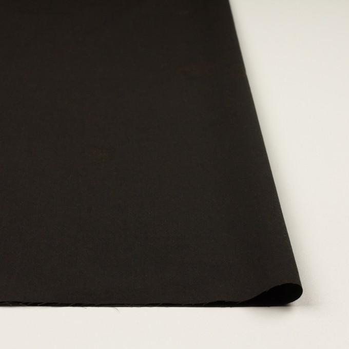コットン&ポリエステル×幾何学模様(ダークブラウン)×ポプリンジャガード_全2色 イメージ3