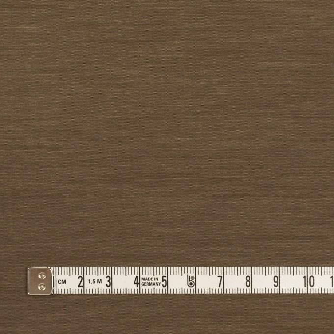 キュプラ&コットン混×無地(バーントアンバー)×スラブローン_全7色 イメージ4