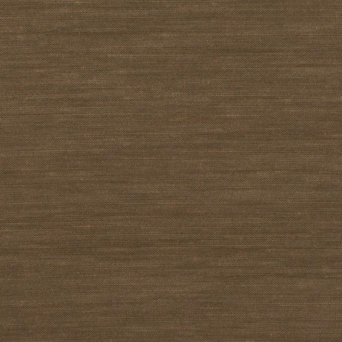 キュプラ&コットン混×無地(バーントアンバー)×スラブローン_全7色 イメージ1