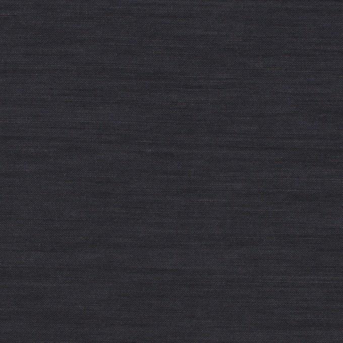 キュプラ&コットン混×無地(ダークネイビー)×スラブローン_全7色 イメージ1