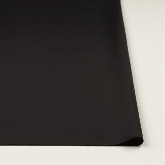 キュプラ&コットン混×無地(ブラック)×スラブローン_全7色 サムネイル3