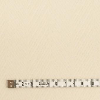 ウール×無地(クリーム)×二重織 サムネイル4