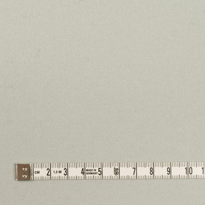 ウール×無地(シャーベットグリーン)×フラノ(フランネル) イメージ4