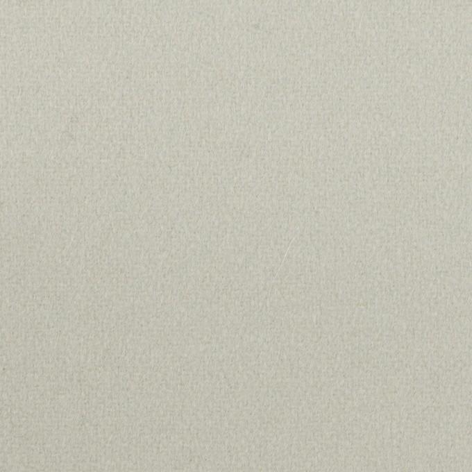ウール×無地(シャーベットグリーン)×フラノ(フランネル) イメージ1