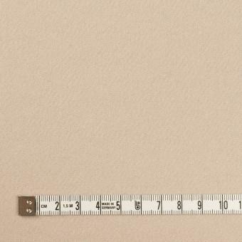ウール×無地(サンドベージュ)×カルゼ サムネイル4