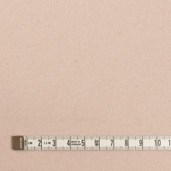 ウール×無地(ピンクベージュ)×カルゼ サムネイル4