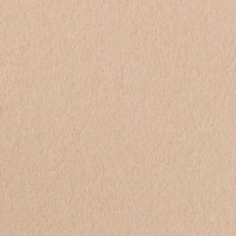 ウール&ナイロン×無地(ベージュ)×ソフトメルトン サムネイル1