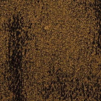 シルク&ナイロン混×幾何学模様(モカブラウン&ダークネイビー)×ジャガード・ストレッチ サムネイル1