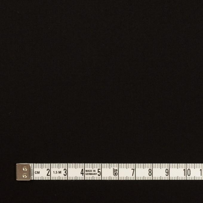 コットン×無地(ブラック)×ブロード イメージ4