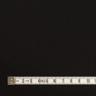 コットン&ポリエステル×無地(ブラック)×ローン サムネイル4