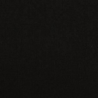 コットン&ナイロン×無地(ブラック)×高密ポプリン