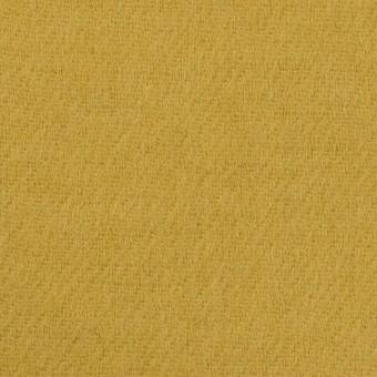 ウール×無地(マスタード)×二重織 サムネイル1