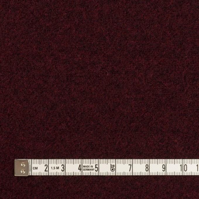 ウール×無地(レーズン)×ツイード イメージ4