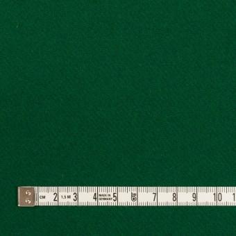 ウール×無地(グリーン)×カルゼ サムネイル4