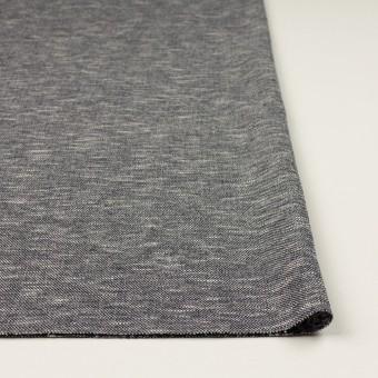 ウール&ポリエステル×ミックス(グレー)×ジャガードニット_全2色_イタリア製 サムネイル3