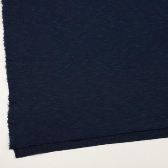 ウール&ポリエステル×ミックス(ネイビー)×ジャガードニット_全2色_イタリア製 サムネイル2